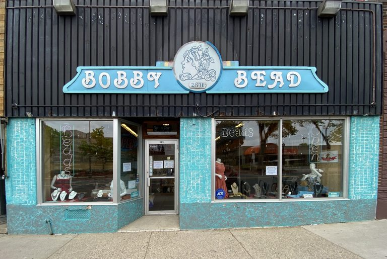 Bobby Bead Building Storefront