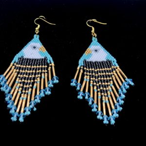 Bald Eagle Earrings