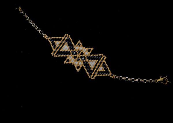 Bracelet Peyote Stitch