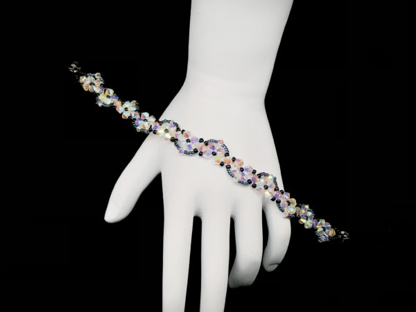Bracelet Swarovski Crystal Aurore Boreale AB2