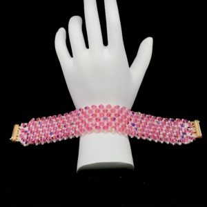 Bracelet Swarovski Light Rose