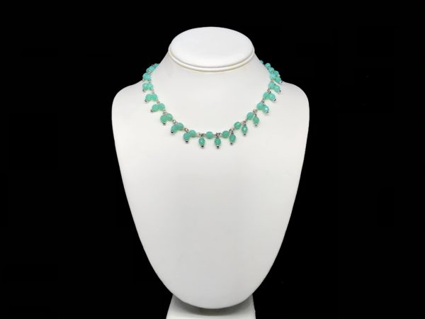 Neckless Cute Cyan Color